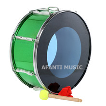 24 inch / Green Afanti Music Bass Drum (BAS-1382)