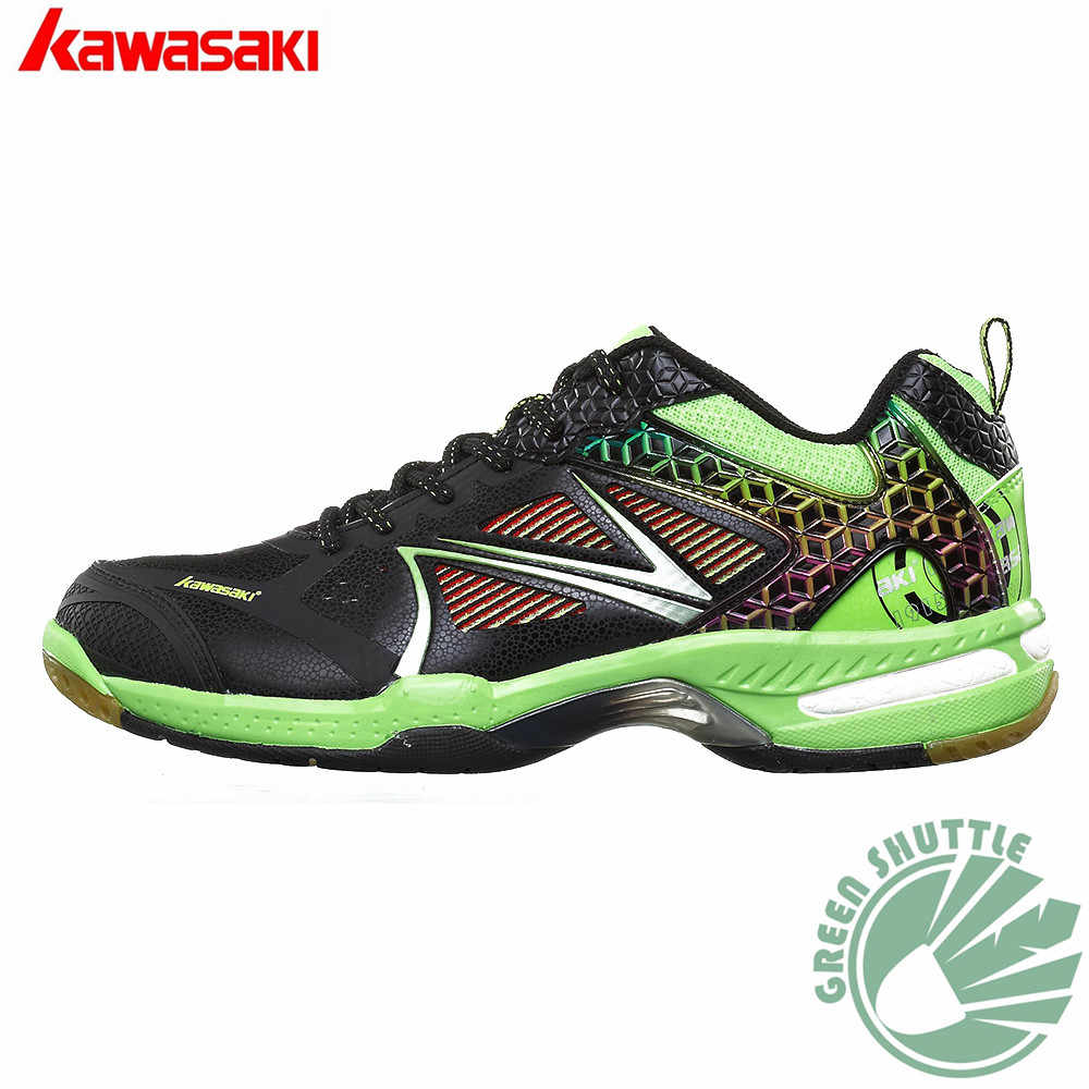 2019 Original Kawasaki Badminton Shoes Men And Women Zapatillas Deportivas Anti-Slippery Breathable K-615 616