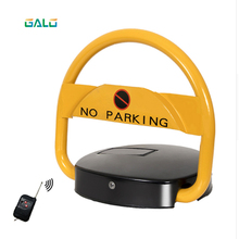 Remote Control Automatic Car Parking Space Lock, Car Parking Lock Barrier solar parking lock Variety of options