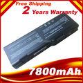 7800 mAh batería del ordenador portátil para Dell Inspiron 6000 9200 9300 9400 E1505n E1705 M6300 6U4873 GG574 310-6322 312-0350 G5266 C5974 d5318