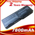 7800 mAh bateria do portátil para Dell Inspiron 6000 9200 9300 9400 E1505n E1705 M6300 6U4873 GG574 310 - 6322 312 - 0350 G5266 U4873 C5974