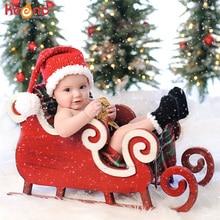 Costume Christmas Handmade Photography-Props Shower Crochet Knit Toddler Newborn-Baby