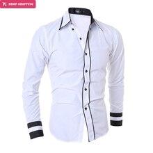 Shirts Button XXL Men
