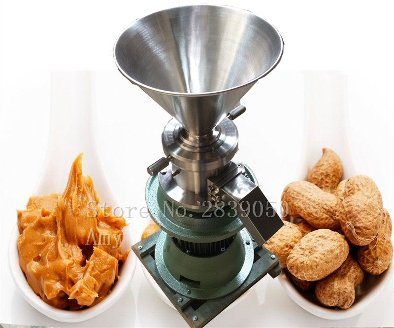 HTB1mAVCaBLN8KJjSZFPq6xoLXXa2 - Home and Business Split Type Colloid Mill Multifunctional Peanut Butter Machine Tahini Soybean Chili Sauce Making Machine