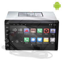CT0012 RAM-2G Car Multimedia Player 7-Inch TFT Touch Screen Mirror Link GPS Navigation FM RDS Bluetooth Auto Mp5 Player