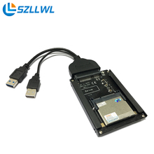 NGFF SSD to SATA transfer card M.2 interface to SATA 2.5 serial port solid state hard drive adapter