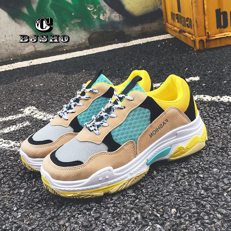 CBJSHO Spring Trainers Sneakers Women Fashion Student Casual Platform Shoes Female Basket Outdoor Walking Tenis Feminino Shoes fashion embroidery flat platform shoes women casual shoes female soft breathable walking cute students canvas shoes tufli tenis