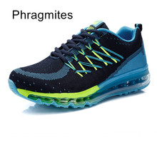 Buy Phragmites 2019 Men Summer Sneakers Breathable Man Casual Shoes Fashion Mens Shoe Tenis Damping adult sneakers directly from merchant!