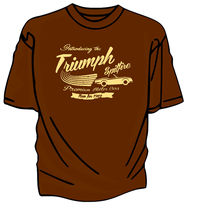 Introducing The New Triumph Spitfire Retro T-Shirt. T Shirts Funny Tops Tee Unisex