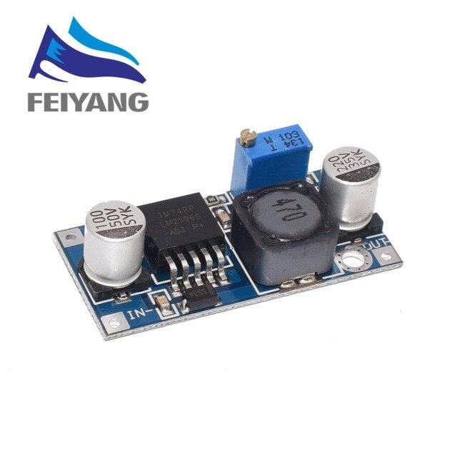 20 pièces haute qualité LM2596 DC DC entrée 4V 35V sortie 1.23V 30V réglable abaisseur module de régulateur dalimentation (tie)