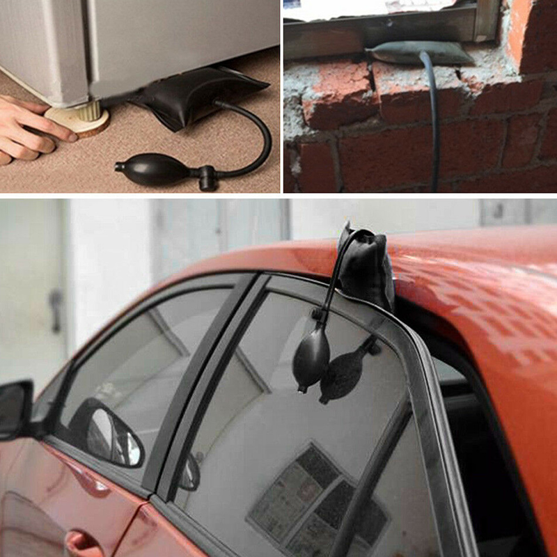1 Pc Car Door And Window Installation Positioning Air Cushion Adjustable Airbag#1 Pc Car Door And Window Installation Positioning Air Cushion Adjustable Airbag#