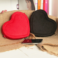 new fashion design heart shape bag, lovely heart bag with chain, women small messenger bags mini design, lady clutch purses