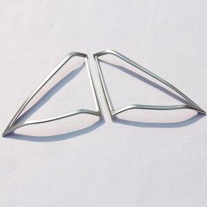 Хромированные аксессуары для интерьера дверь крышка динамика Накладка для Mercedes Benz E Class W212 2012-2015 аксессуар