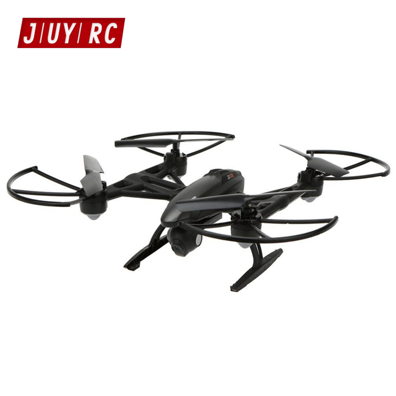 JXD 509W 6-Axis Gyro Drone FPV RC Quadcopter with Wi-Fi HD 0.3MP Camera High Hold CF Mode Mobile Phone Control RC Drone jxd 518 rc quadcopter 720p hd camera wifi fpv gps mining point drone 2 4ghz 6 axis gyro mini drone 360 rotation headless mode