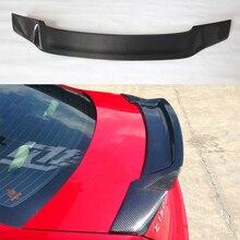 RENNTECH style Mercedes W204 Carbon fiber Rear Trunk Spoiler Wing for Benz C180 C200 C230 C250 C300 4door 2007~2014
