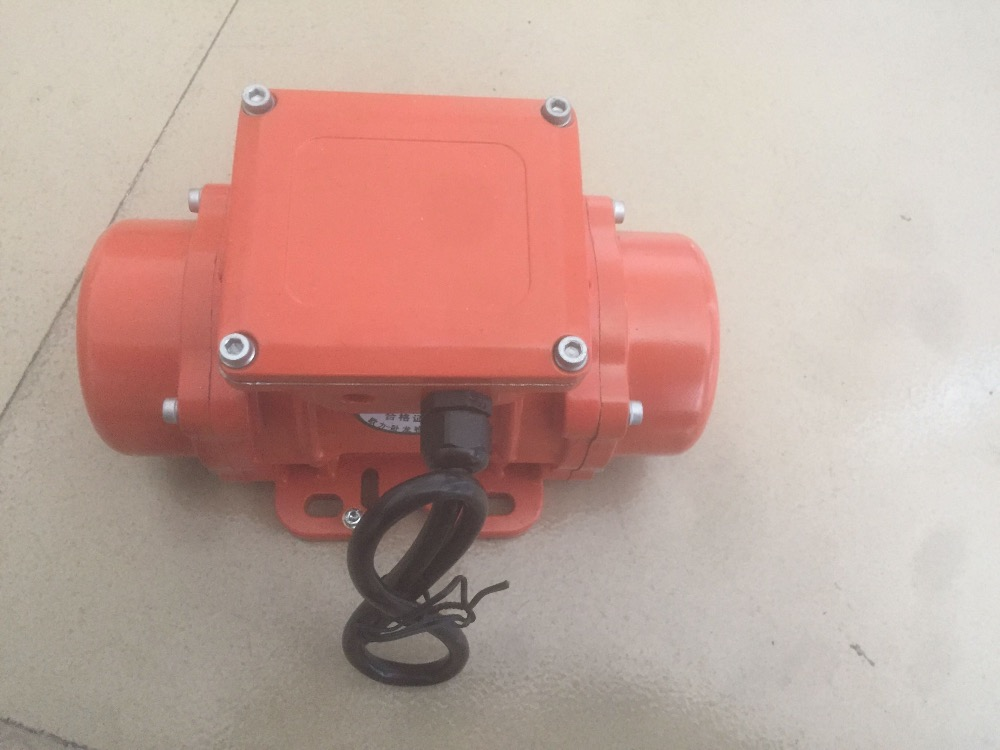 150W Big Power Adjustable Speed Aluminum Alloy Vibrating Motor 380v big power 1 1kw aluminum alloy concrete vibrator vibrating motor