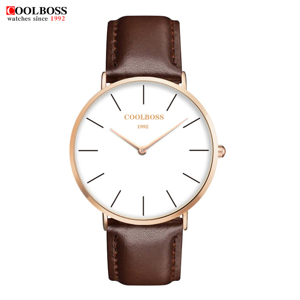 2016 Top Luxury Brands Quartz Watches Women's Famous Casual Fashion Leather Watch Sport Watch Relogio Masculino