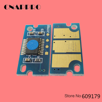 Compatível OKI 44250724 44250716 44250723 44250715 Chip De Toner Para Okidata C110 C130 MC160 C 110 130 recarga de impressora resetter