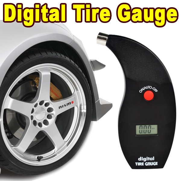 5 150 psi high accuracy digital tire gauge lcd auto motor wheel test tyre air pressure kpa bar. Black Bedroom Furniture Sets. Home Design Ideas
