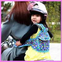 Electric Motorcycle Vehicle Children Safety Belt Strap Waterproof Baby Child Seat Anti Lost Safety Belt Carrier