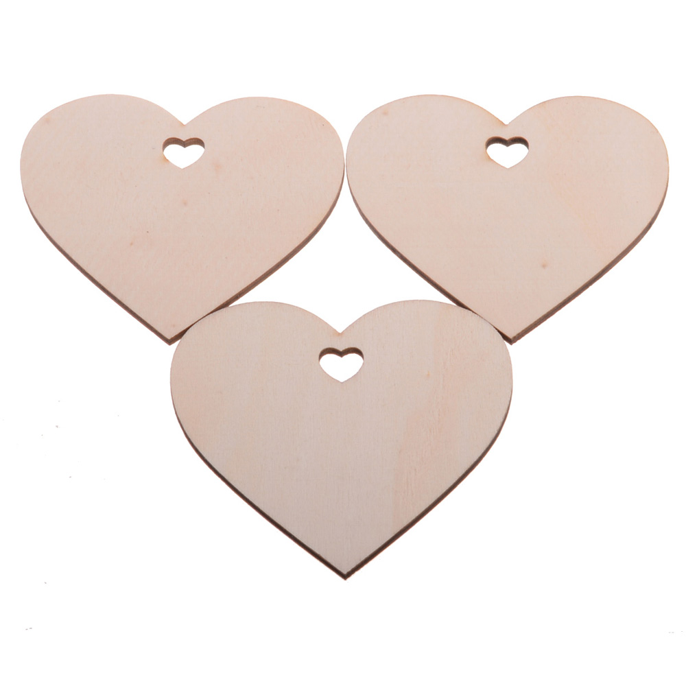 10x WOODEN SISTERS SHAPES letters gift craft card embellishment favour scrapbook