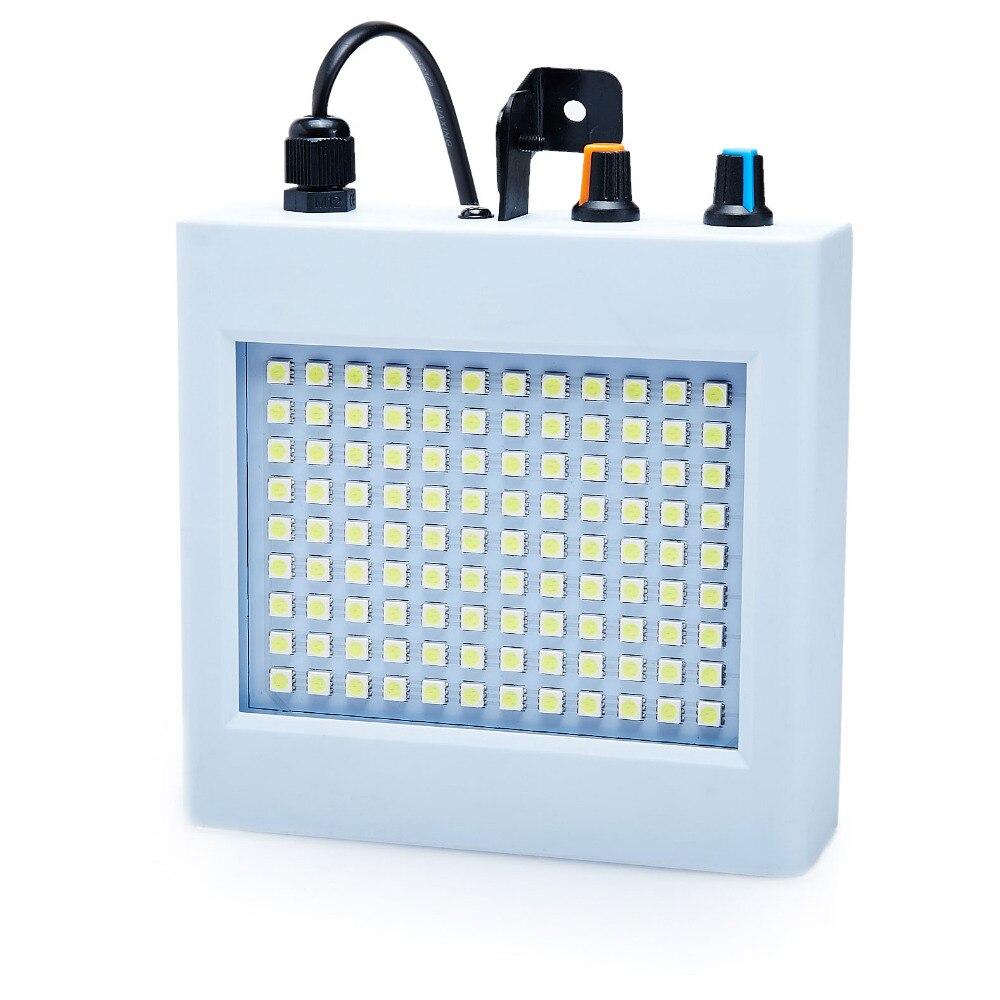 Mini contrôle sonore Sound 108RGB LED Disco Party DJ Bar Lumière - Éclairage commercial - Photo 4
