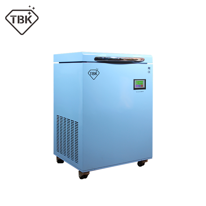 TBK-588 Professional Mass -185C LCD Touch Screen Freezing Separating Machine LCD Panel Frozen Separator Machine for edge TBK 588