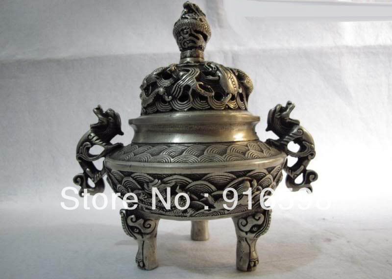 тибетский буддизм белый бронзовый серебро фу