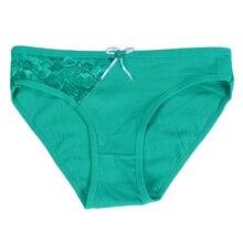 Solid Gas Women Underwear Thongs Ladies Briefs