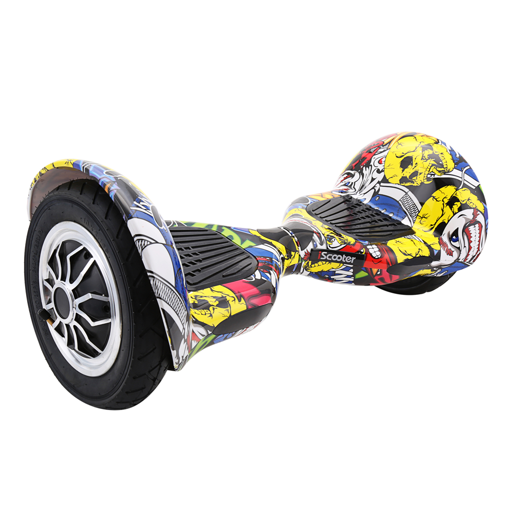 10inch Two Wheels Hoverboard or Electric Skateboard with Smart Balance UL2272 33