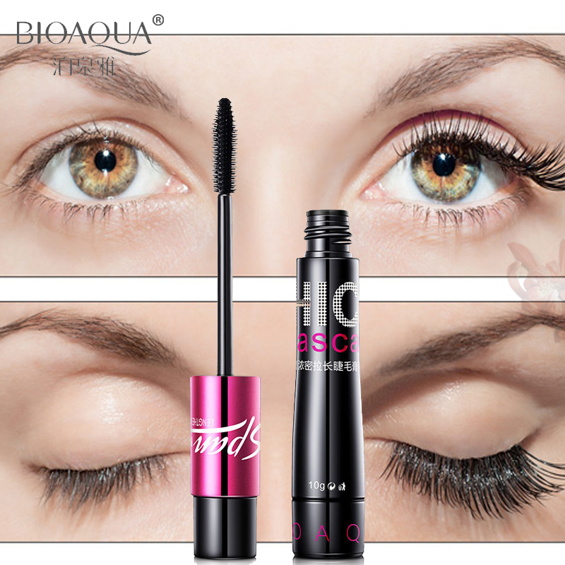 Makeup Curling Thick Natural Mascara False Eyelashes Care Make up Waterproof Cosmetics Lengthening Smudge-Proof Beauty black long lasting pencil waterproof eyeliner mascara makeup waterproof lengthening cosmetics set cosmetic beauty makeup meiking