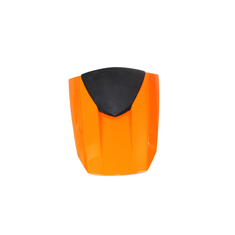Orange Motorcycle ABS Rear Seat Cover Cowl For Honda CBR600RR F5 2013-2017 for honda cbr500r 2013 2014 motorbike seat cover cbr 500 r brand new motorcycle orange fairing rear sear cowl cover