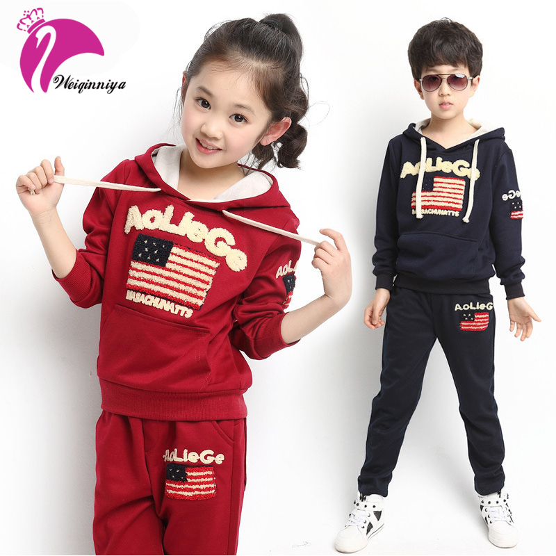 Baby Boy Clothing Set Spring Autumn Kids Clothes Long Sleeve Pullover Sports Suit for Children Sweatshirts + Pants spring autumn children s clothing suits kids sweatshirts pants children sports suit boys clothes set retail toddler leisure