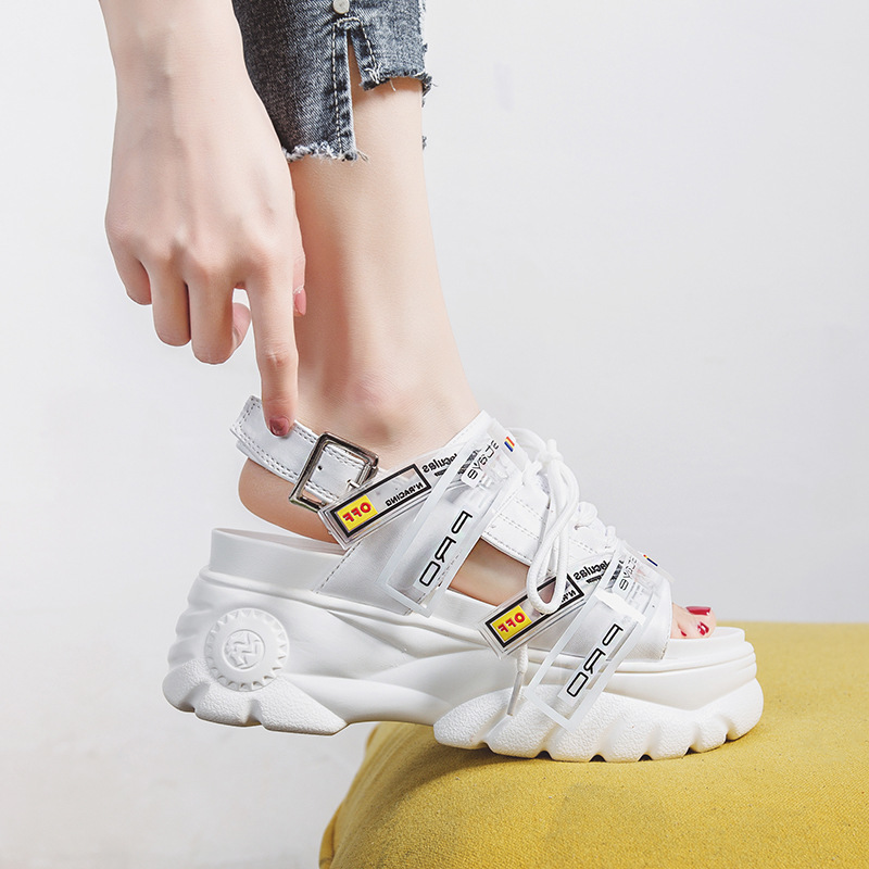 New Style Summer Shoes Sandals Open-toed Sandals Light Hot Selling Female Casual Shoes Women Comfortable