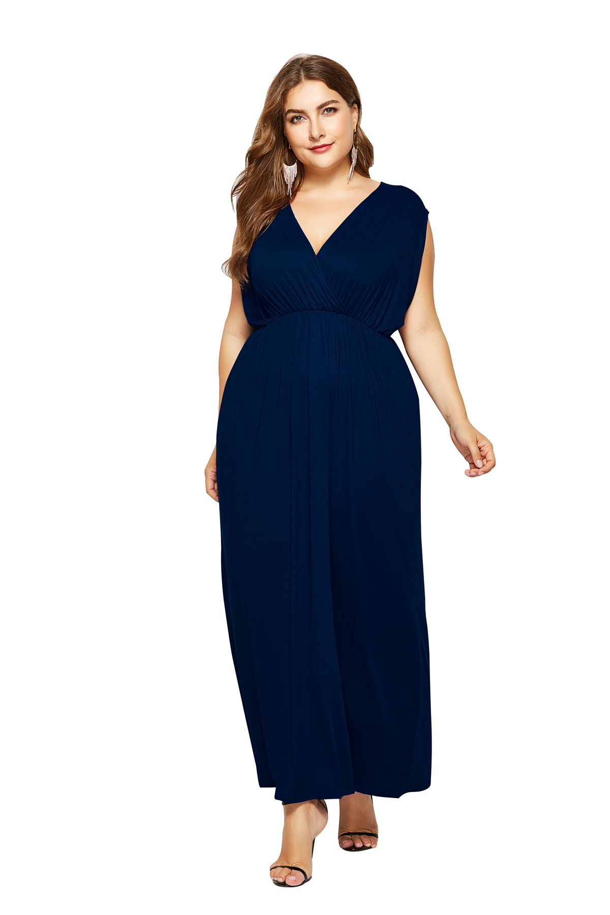 lovely sweety long women dress cotton fashion maxi sea casual clothes low price sell sliming solid dress mid east style women in Dresses from Women 39 s Clothing