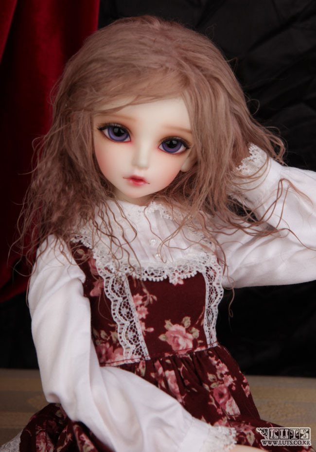1/4 BJD Doll SD Doll Kid Delf KIWI