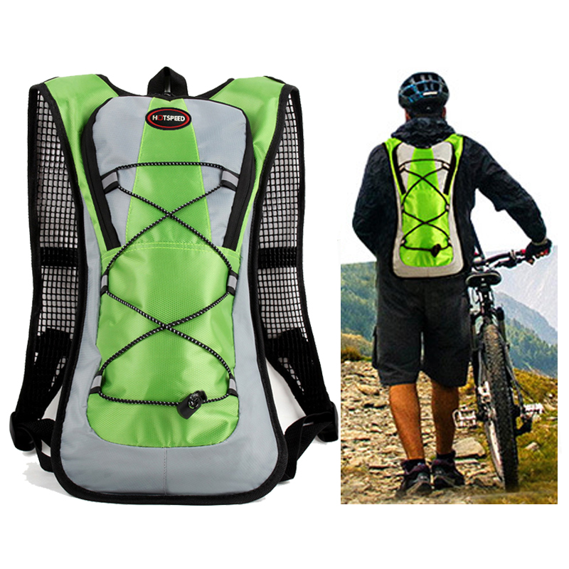 5 L Beg Sukan Luaran Kalis Air Trekking Backpack Berbasikal Hiking Climbing Camping Rucksack Water Bag Ultralight Man Travel Bag