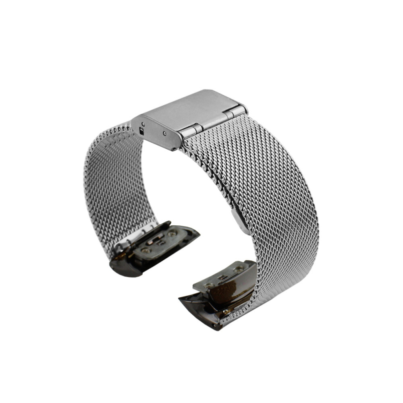 New Arrive Smart Watch Metal Strap Magnetic Release Milanes Stainless Steel Band For Samsung Gear Fit 2 SM-R360