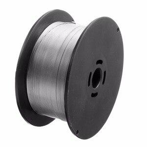 Image 4 - 1 rulo paslanmaz çelik katı özlü MIG kaynak teli 0.8mm 500g/1kg teller için gıda/genel kimyasal ekipman