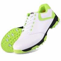 2016 새로운 정품 PGM 골프 신발 남성 모델 수입 슈퍼 섬유
