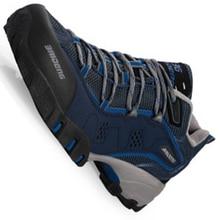 Baideng марка открытый спорт туризм обувь для мужчин дышащая натуральная кожа след восхождение походная обувь кроссовки ботильоны k404