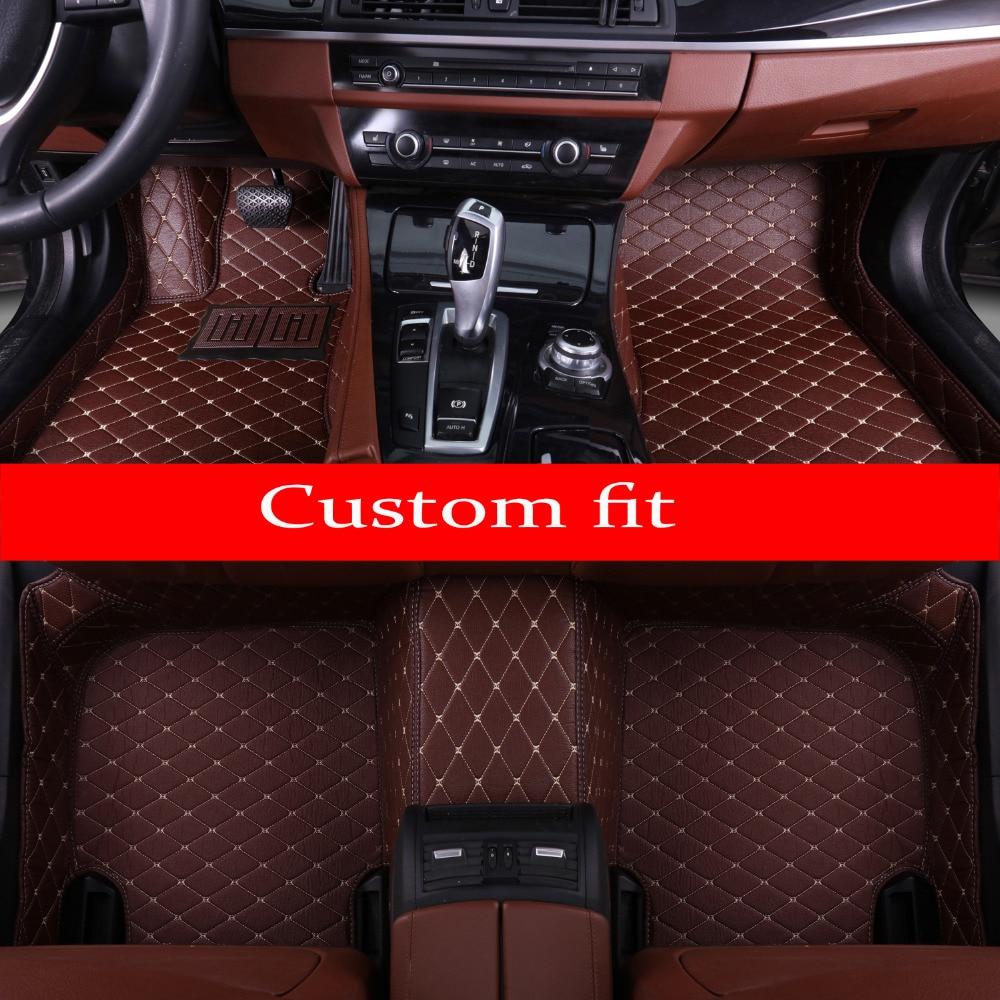 Car  car floor mats for Honda HRV HR-V Vezel 5D heavy duty perfect case rugs car-styling carpet leather liners (2014-)Car  car floor mats for Honda HRV HR-V Vezel 5D heavy duty perfect case rugs car-styling carpet leather liners (2014-)