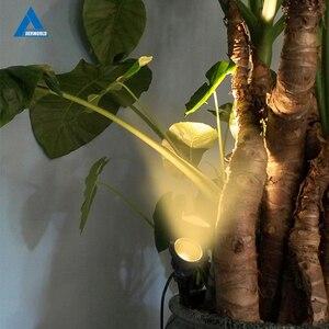 COB Led газон, 3 Вт, 5 Вт, 7 Вт, 9 Вт, садовый светильник, 110 В, 220 В, садовый светильник для водонепроницаемого уличного украшения сада