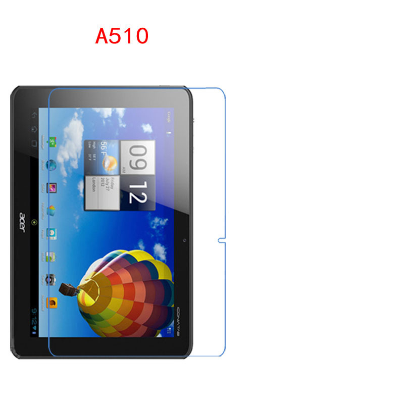 for <font><b>Acer</b></font> <font><b>A510</b></font> iconia Tab 10.1inch Hardened TPU Nano Explosion Protection <font><b>Screen</b></font> Protector Strong Impact Resistant image