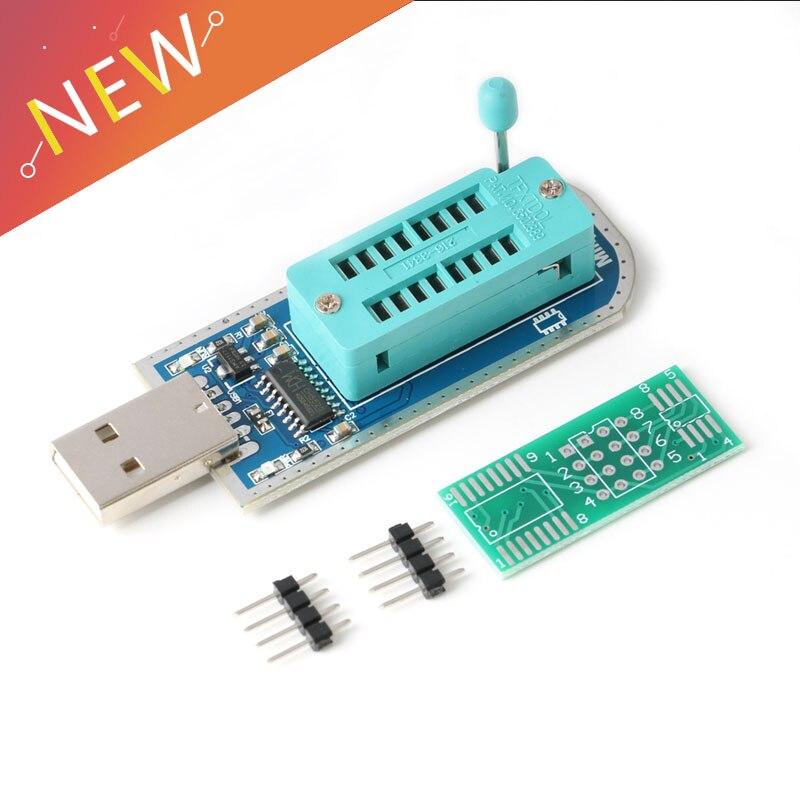MinPro I Programmer USB Main Board Routing LCD SPI FLASH 24 25 Burner 25 SPI PLASH And 24EEPROM Chips