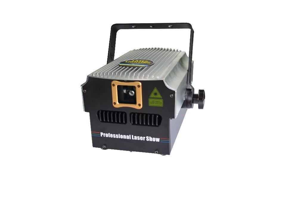 Pro dmx light 4W RGB animation laser light full color laser light show for home party bar disco night club цены онлайн