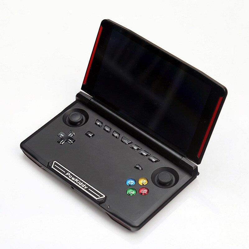 Powkiddy X18 Andriod Console de jeu portable 5.5 pouces 1280*720 écran MTK8163 quad core 2G RAM 16G ROM lecteur de jeu vidéo portable - 4