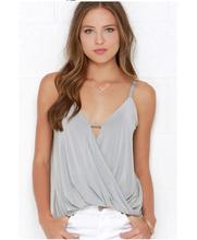 Summer tank top women pure sexy back small vest ladies Halter Strapless halter tops female *new*