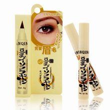 Liquid Eyebrow Mascara Milk Water waterproof halo Makeup Eyebrow Pencil