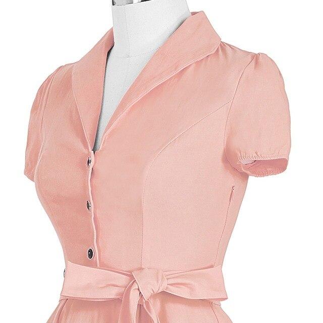 Comprar ahora Moda mujeres Vestidos 2018 nuevo Retro Vintage 50 s ...